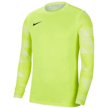 Nike FußballtrikotsNike Dri-FIT Park IV Goalkeeper - CJ6072-702 gelb