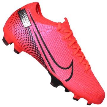 Nike Nocken-SohleJR VAPOR 13 ELITE FG - CJ6227-606 rot