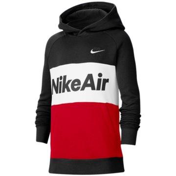 Nike Hoodies schwarz