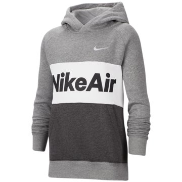 Nike HoodiesNike Air - CJ7842-063 grau
