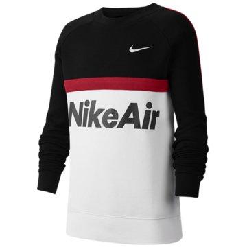 Nike SweatshirtsNike Air Big Kids' (Boys') Crew - CJ7850-011 schwarz