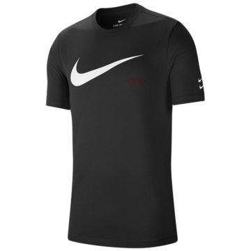 Nike T-ShirtsSportswear Swoosh Hybrid SS Tee -