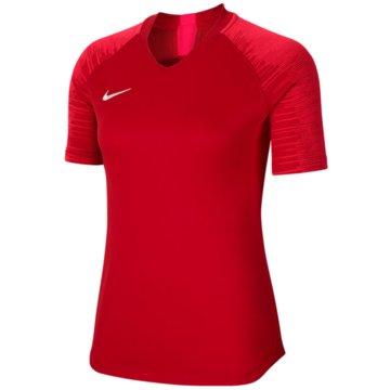 Nike FußballtrikotsW NK DRY STRKE JSY SS - CN6886 rot