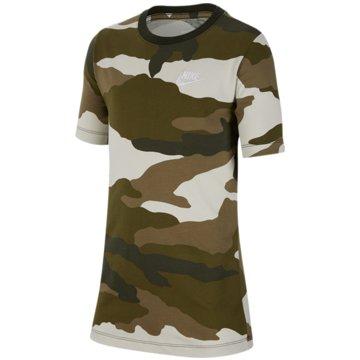 Nike T-Shirts bunt