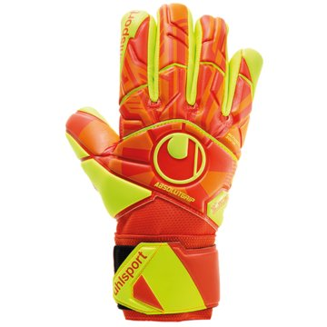 Uhlsport TorwarthandschuheDYNAMIC IMPULSE ABSOLUTGRIP HN - 1011143 orange