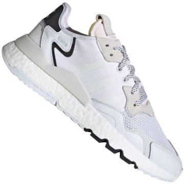 adidas Sneaker LowNITE JOGGER weiß