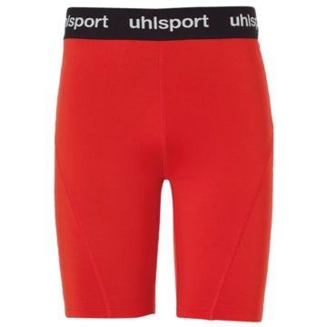 Uhlsport Kurze Hosen rot