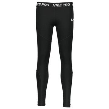 Nike TightsNIKE PRO GIRLS' TRAINING TIGHTS NIK - AQ9042 schwarz
