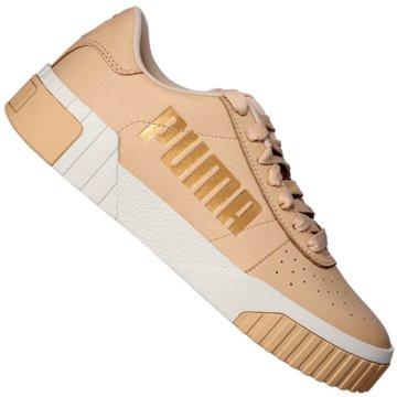 Puma Sneaker Low braun