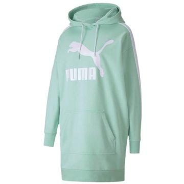 Puma Kleider grün