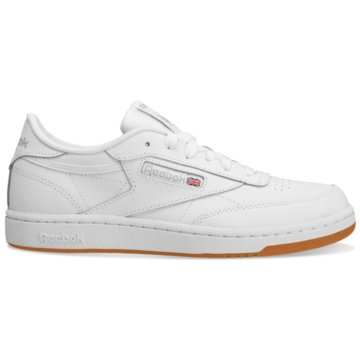Reebok OutdoorClub C Junior Sneaker weiß