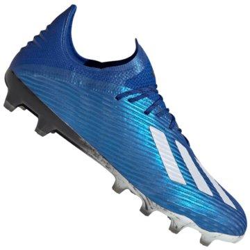adidas Nocken-SohleX 19.1 AG blau
