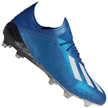 adidas Nocken-SohleX 19.1 FG blau