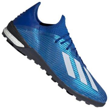 adidas Multinocken-SohleX 19.1 Boost TF blau