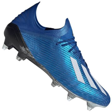 adidas Stollen-SohleX 19.1 SG blau