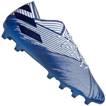 adidas Nocken-SohleNemeziz 19.1 AG blau