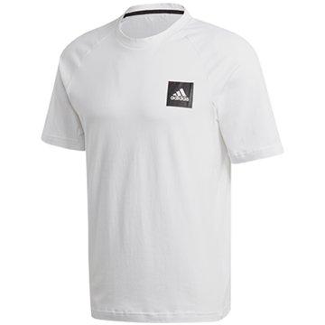 adidas T-ShirtsAdidas weiß
