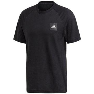 adidas T-ShirtsMHE TEE STA - FL4003 schwarz