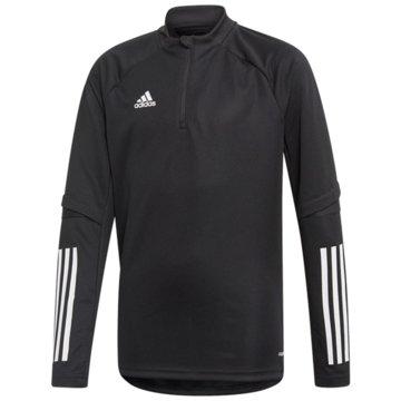 adidas PulloverCONDIVO 20 TRAININGSOBERTEIL - FS7123 schwarz