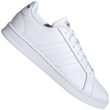 adidas Sneaker LowGRAND COURT - EE7891 weiß