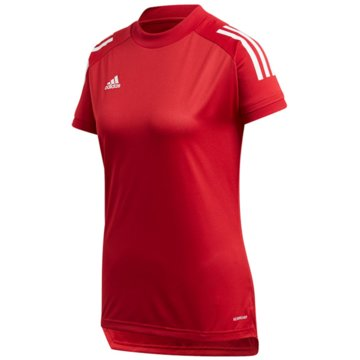 adidas FußballtrikotsCON20 TR JSY W - FJ7531 rot