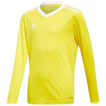 adidas Fußballtrikots gelb