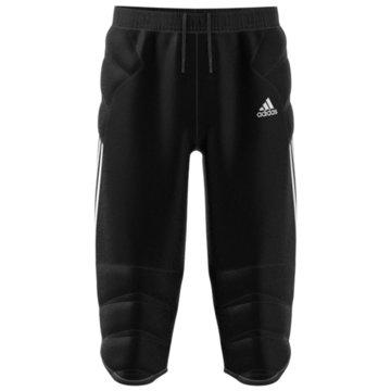 adidas 3/4 SporthosenTIERRO GK 34Y - FS0171 schwarz