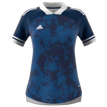 adidas FußballtrikotsCONDIVO20 JSY W - FT7244 blau