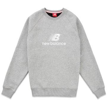 New Balance Sweatshirts grau