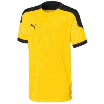Puma T-Shirts gelb