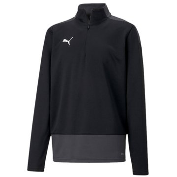 Puma Rollkragenpullover schwarz