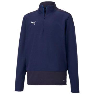 Puma Rollkragenpullover blau