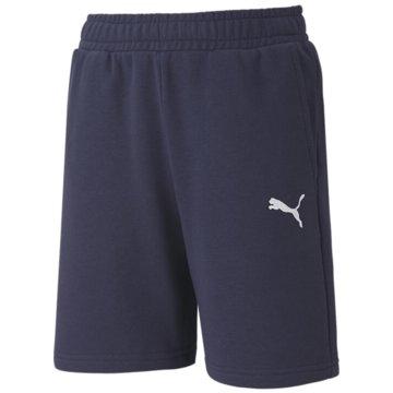 Puma Kurze Sporthosen blau