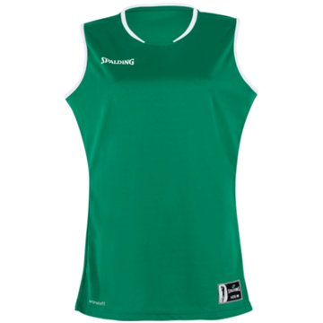 Spalding BasketballtrikotsMOVE TANK TOP WOMEN - 3002145 grün