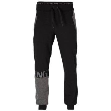 Spalding TrainingshosenSTREET LONG PANTS - 3007004 schwarz