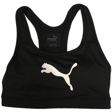 Puma Sport-BH schwarz