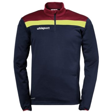 Uhlsport SweatshirtsOFFENSE 23 1/4 ZIP TOP - 1002212 blau