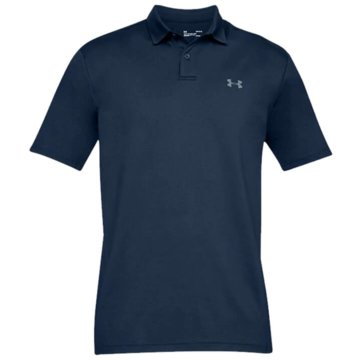 Under Armour Poloshirts PERFORMANCE STRUKTURIERTES POLOSHIRT - 1342080 -