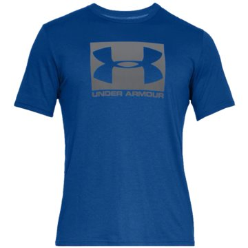 Under Armour T-Shirts BOXED SPORTSTYLE T-SHIRT - 1329581 blau