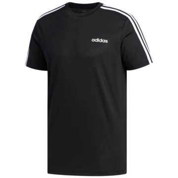 adidas T-ShirtsM D2M 3S TEE - FL0349 schwarz