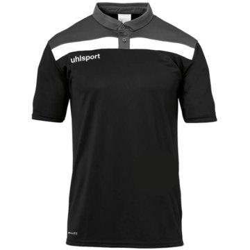 Uhlsport PoloshirtsOFFENSE 23 POLO SHIRT - 1002213K schwarz