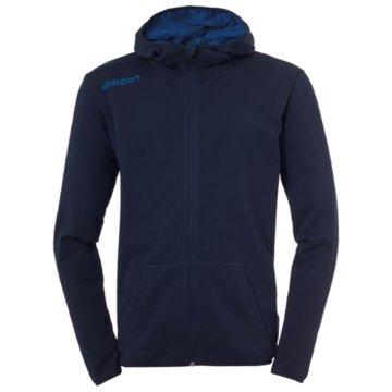 Uhlsport HoodiesESSENTIAL HOOD JACKET - 1005196 blau