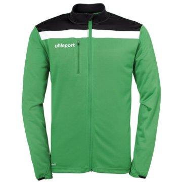 Uhlsport TrainingsanzügeOFFENSE 23 POLY JACKE - 1005198 grün