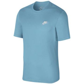 Nike T-ShirtsNike Sportswear Club Men's T-Shirt - AR4997-424 -
