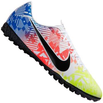Nike Multinocken-SohleNike Mercurial Vapor 13 Academy Neymar Jr. TF Artificial-Turf Soccer Shoe - AT7995-104 bunt