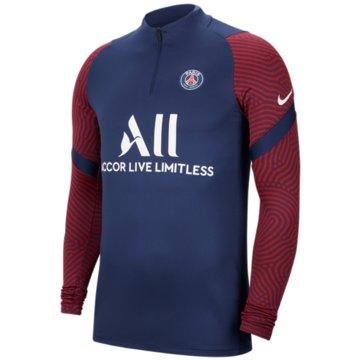 Nike Fan-Pullover & SweaterParis Saint-Germain Strike Men's Soccer Drill Top - CD4928-411 -