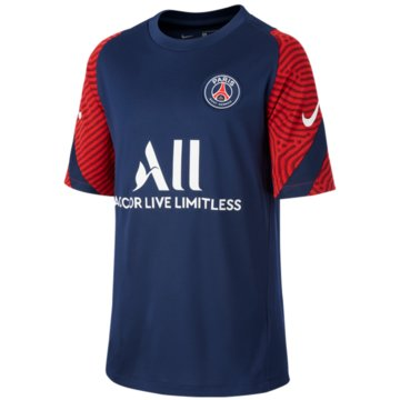 Nike Fan-T-ShirtsParis Saint-Germain Strike Big Kids' Short-Sleeve Soccer Top - CD5206-411 -