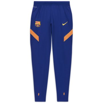 Nike Fan-HosenFC Barcelona VaporKnit Strike Men's Soccer Pants - CD5967-455 -