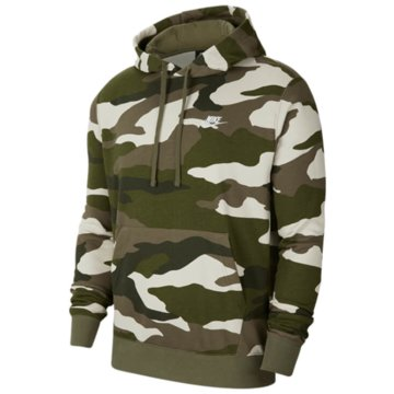 Nike HoodiesNike Sportswear Club Men's French Terry Pullover Hoodie - CJ4543-222 -