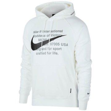Nike HoodiesNike Sportswear Swoosh Men's French Terry Pullover Hoodie - CJ4863-100 -